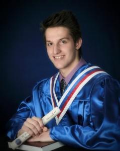 Alex's Grad 2013