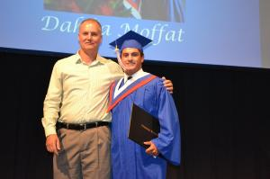 Alex Fraser Memorial Bursary awarded to Trevor Mlait